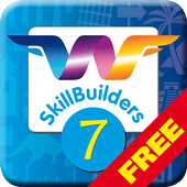 WordFlyers: SkillBuilders7Free icon