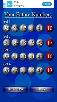 Elite Powerball Picker screenshot 16
