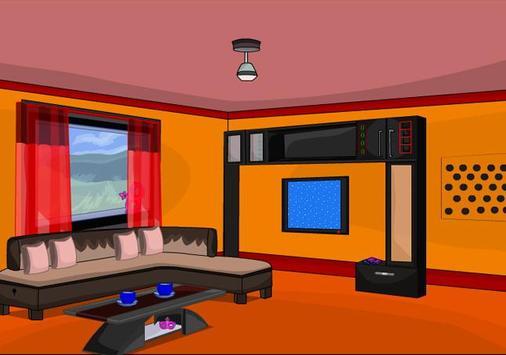 Yellow Bedroom Escape apk screenshot