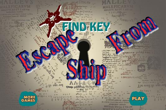 EscapeFromShip apk screenshot