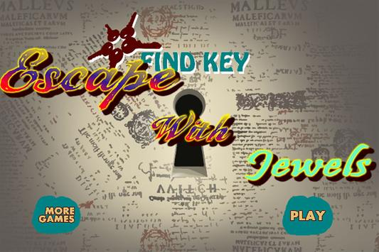 EscapeWithJewels apk screenshot