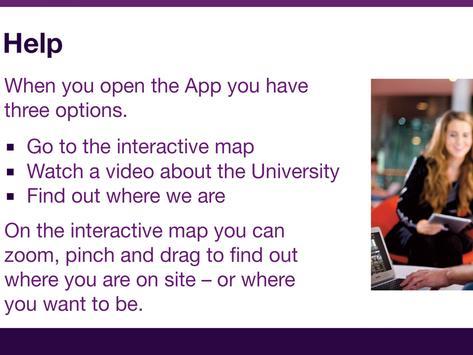 Edge Hill Uni Virtual Tour screenshot 9