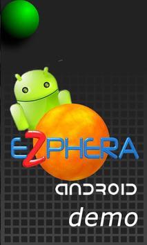 ezphera test screenshot 1