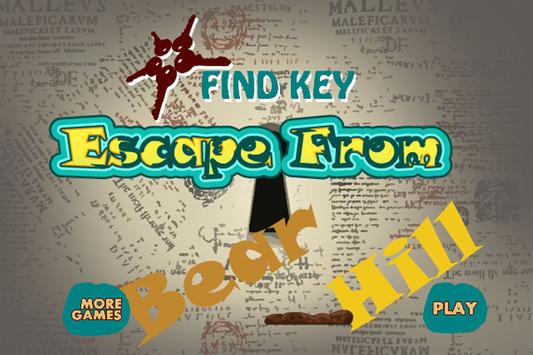 EscapeFromBearHill poster