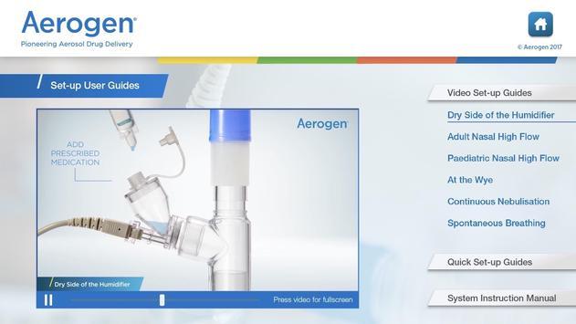 Aerogen Solo - phone version screenshot 2