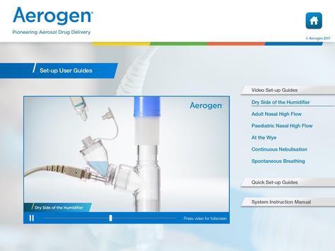 Aerogen Solo - tablet version screenshot 7