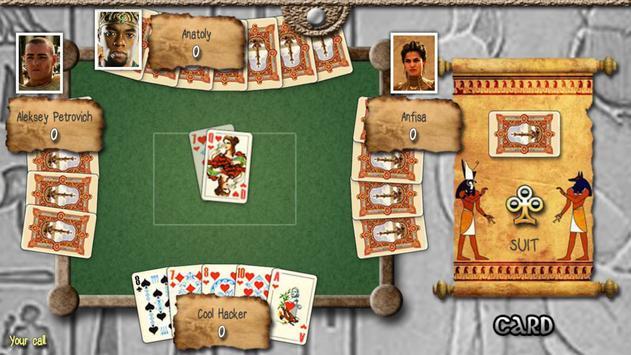 The Card Game Pharaoh screenshot 1