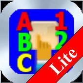 Alphabet Numbers Lite icon