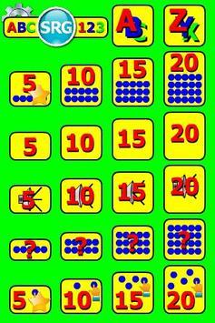 Alphabet Numbers Lite poster