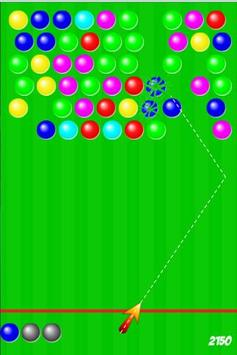 Bubble Shooter Precision poster
