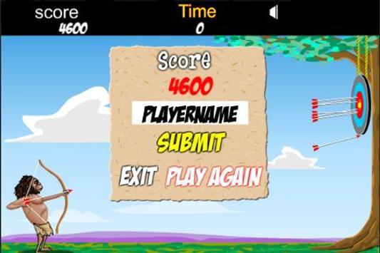 Caveman Games (archery) apk screenshot