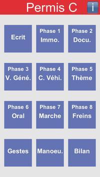 Ecrit Permis C Lite apk screenshot