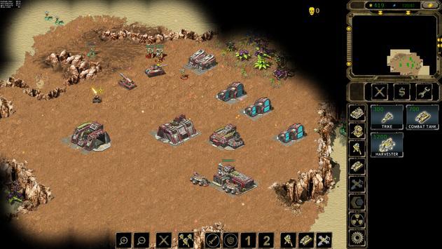 Expanse RTS apk screenshot