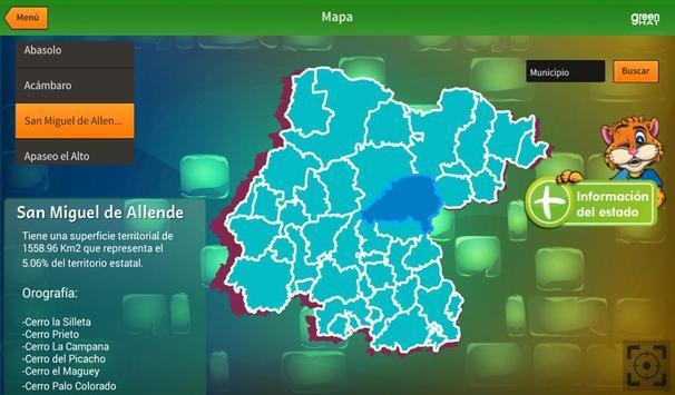 Guanajuato apk screenshot