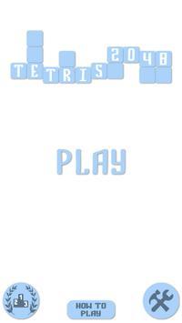 TetriX 2048 poster
