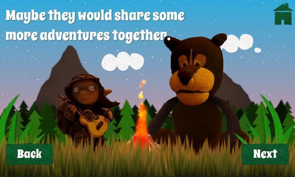 Woodland Bedtime Story FREE apk screenshot