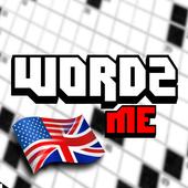 wordZme light English icon