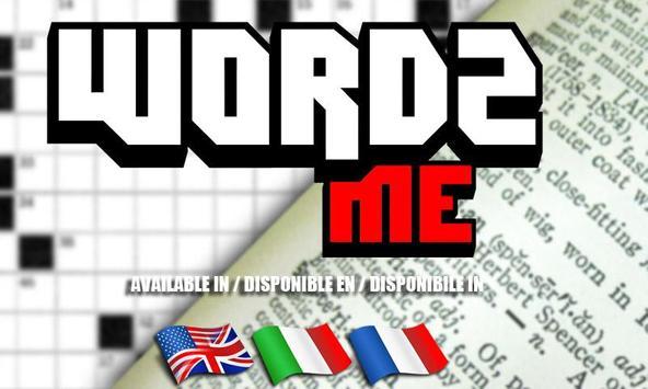 wordZme light English poster