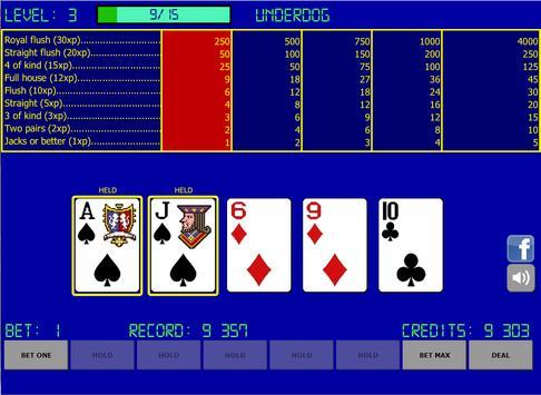 Video Poker - Jacks or Better poster
