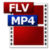 FLV HD MP4 Video Player ikona
