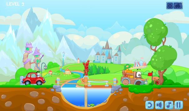 Wheelie 6 - Fairytale apk screenshot