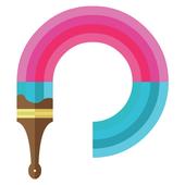 Pixel Sketch - Color by Number أيقونة