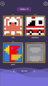 Pixel Sketch - Color by Number تصوير الشاشة 10