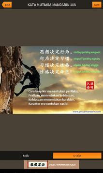 Pintar Mandarin App poster