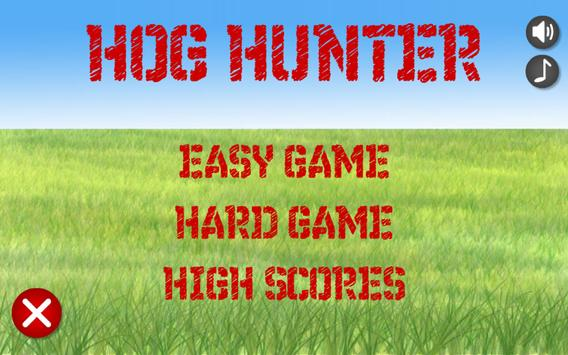 Hog Hunter screenshot 4