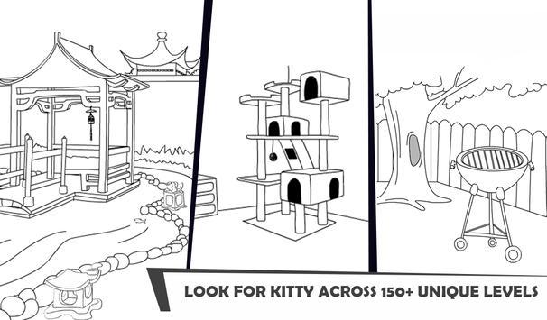 ネコの休暇日:行方不明の子ネコ スクリーンショット 16