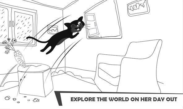 ネコの休暇日:行方不明の子ネコ スクリーンショット 2