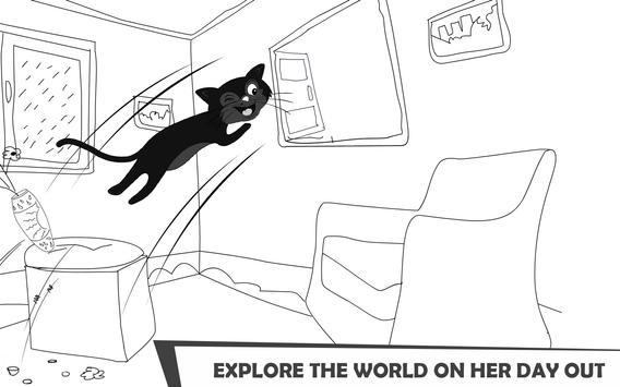 ネコの休暇日:行方不明の子ネコ スクリーンショット 8