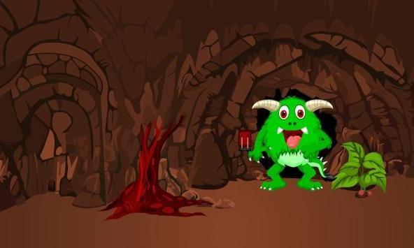 Villain Cave Escape apk screenshot