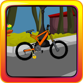 Ajaz Bicycle Escape icon