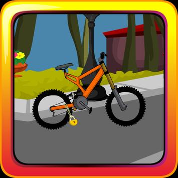 Ajaz Bicycle Escape poster