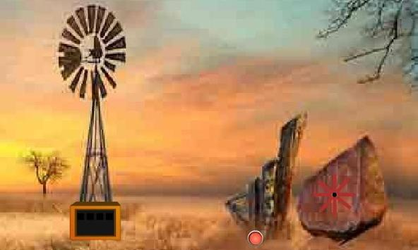 Compass Backyard Escape apk screenshot