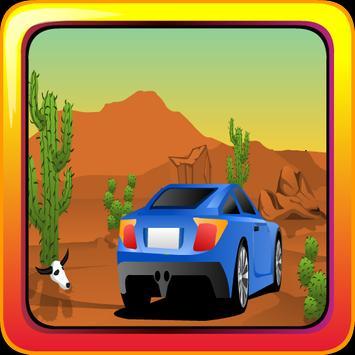 Desert Car Escape poster