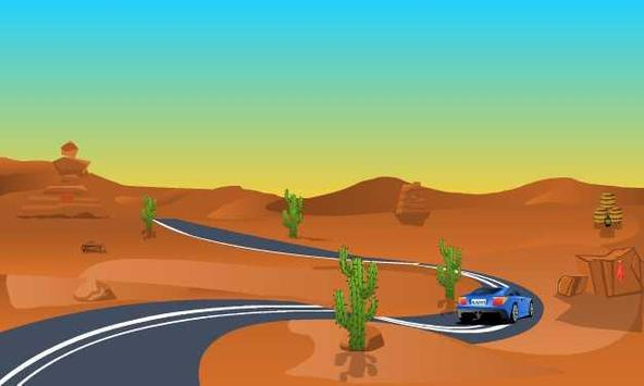 Desert Car Escape screenshot 10