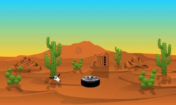 Desert Car Escape screenshot 1