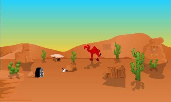 Desert Car Escape apk screenshot