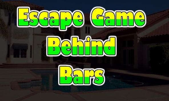 Escape Game Behind Bars apk screenshot