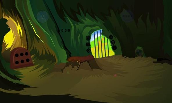Grey Cave Escape apk screenshot