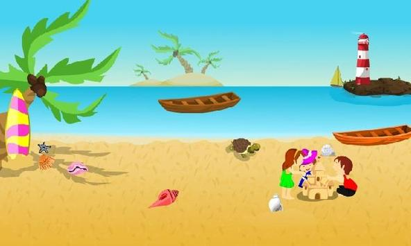 Pinky Marina Beach Cleaning poster
