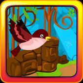 Robin Bird Escape icon