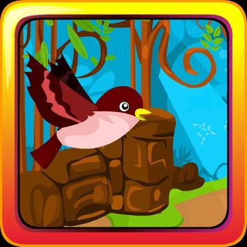 Robin Bird Escape poster