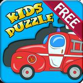 Kids Puzzle - City Cars icon