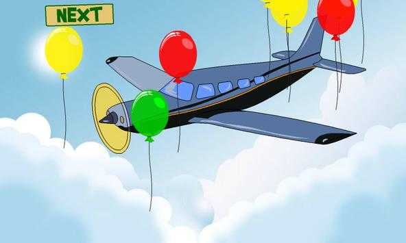 Kids Puzzle - Planes Lite apk screenshot