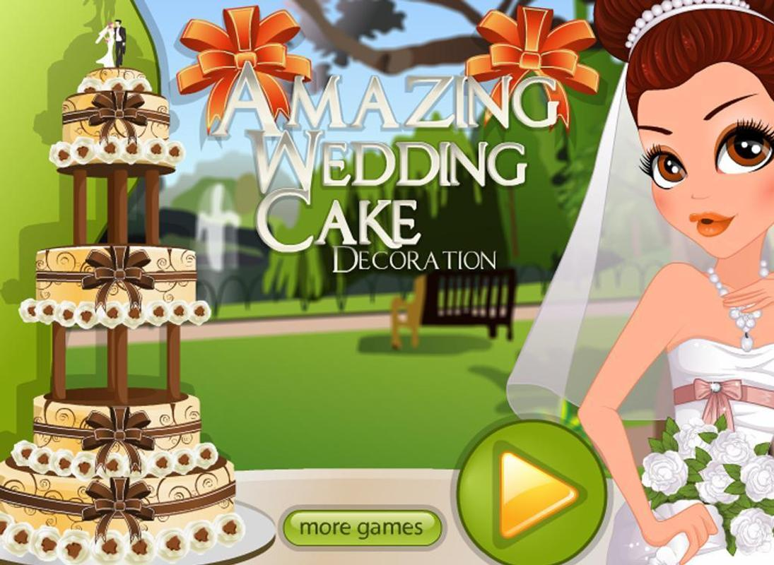 Wedding Cake Decoration Game For Android Apk Download