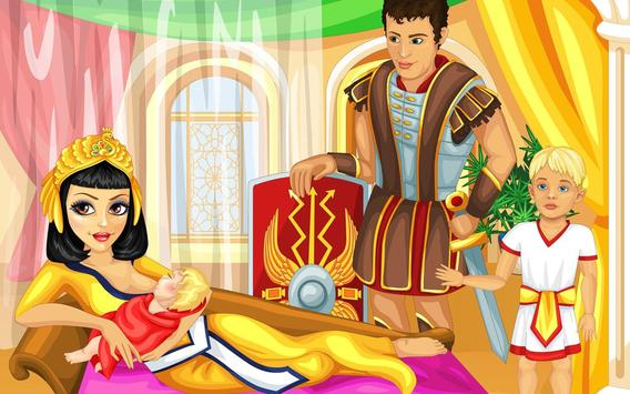 Cleopatra's Second Baby Birth apk screenshot
