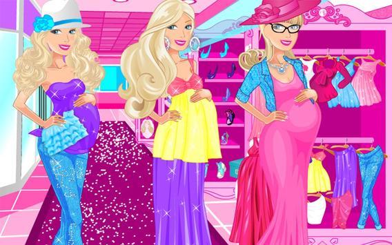 Barbara Pregnant Shopping apk screenshot